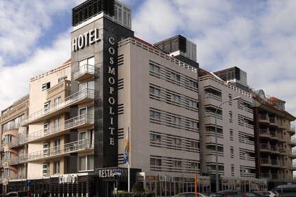 Hotel Cosmopolite Nieuwpoort